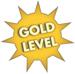 Gold Level Icon