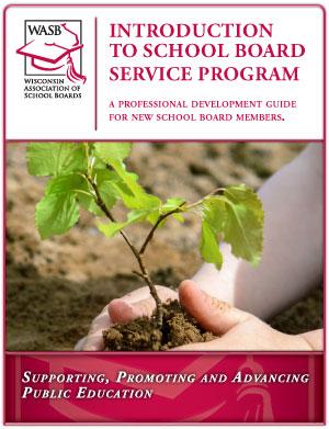 Intro to Board Service Program brochure image