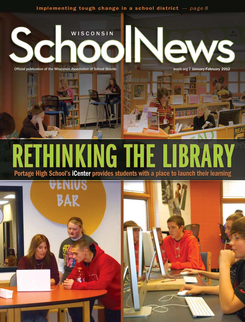 School News cover