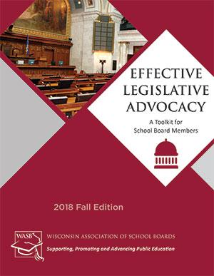 Effective Legislative Advocacy Graphic