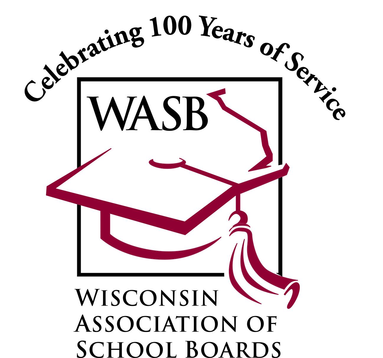 WASB Centennial Logo