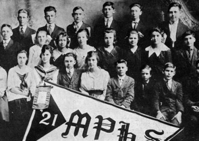 Image 1921 Class Photo