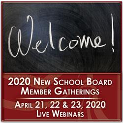 Image 2020 New School Board Member Gatherings Banner
