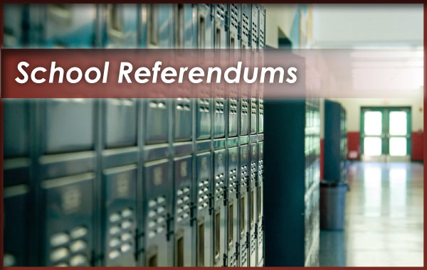 Statewide school referenda on ballot amid unprecedented election conditions on April 7