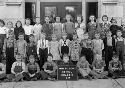 Image-Mineral Point Grade 2 Class-1941