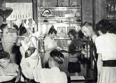 Image Anatomy Call Green Bay 1952