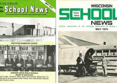 Image School News Covers