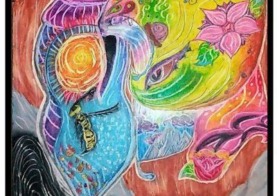 Image Chyann Plessel Artwork