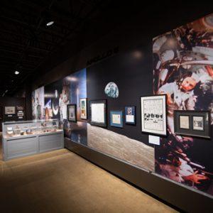 Borman Exhibit at EAA Museum