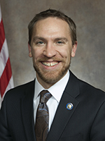 Interview with Sen. Chris Larson, Senate education committee ranking member